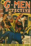 G-Men Detective (1935-1953 Standard Magazines) Pulp Vol. 19 #3