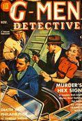 G-Men Detective (1935-1953 Standard Magazines) Pulp Vol. 20 #1