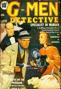 G-Men Detective (1935-1953 Standard Magazines) Pulp Vol. 20 #2