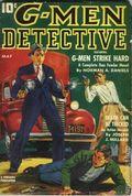 G-Men Detective (1935-1953 Standard Magazines) Pulp Vol. 21 #2