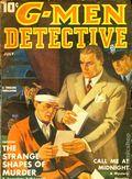 G-Men Detective (1935-1953 Standard Magazines) Pulp Vol. 21 #3