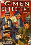 G-Men Detective (1935-1953 Standard Magazines) Pulp Vol. 22 #1