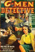 G-Men Detective (1935-1953 Standard Magazines) Pulp Vol. 22 #2