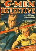 G-Men Detective (1935-1953 Standard Magazines) Pulp Vol. 22 #3