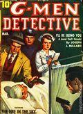 G-Men Detective (1935-1953 Standard Magazines) Pulp Vol. 23 #1