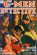 G-Men Detective (1935-1953 Standard Magazines) Pulp Vol. 23 #3