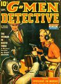 G-Men Detective (1935-1953 Standard Magazines) Pulp Vol. 24 #1