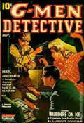 G-Men Detective (1935-1953 Standard Magazines) Pulp Vol. 24 #2