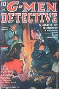 G-Men Detective (1935-1953 Standard Magazines) Pulp Vol. 24 #3