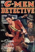 G-Men Detective (1935-1953 Standard Magazines) Pulp Vol. 25 #3