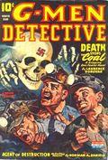 G-Men Detective (1935-1953 Standard Magazines) Pulp Vol. 26 #1