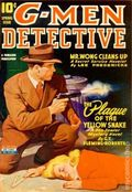 G-Men Detective (1935-1953 Standard Magazines) Pulp Vol. 26 #2