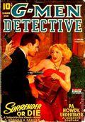 G-Men Detective (1935-1953 Standard Magazines) Pulp Vol. 26 #3