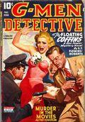 G-Men Detective (1935-1953 Standard Magazines) Pulp Vol. 27 #1
