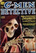 G-Men Detective (1935-1953 Standard Magazines) Pulp Vol. 27 #2