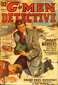 G-Men Detective (1935-1953 Standard Magazines) Pulp Vol. 28 #1