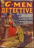 G-Men Detective (1935-1953 Standard Magazines) Pulp Vol. 28 #2