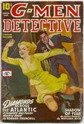 G-Men Detective (1935-1953 Standard Magazines) Pulp Vol. 28 #3
