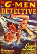 G-Men Detective (1935-1953 Standard Magazines) Pulp Vol. 29 #2
