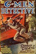 G-Men Detective (1935-1953 Standard Magazines) Pulp Vol. 30 #1