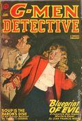 G-Men Detective (1935-1953 Standard Magazines) Pulp Vol. 30 #3