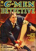 G-Men Detective (1935-1953 Standard Magazines) Pulp Vol. 31 #1