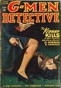 G-Men Detective (1935-1953 Standard Magazines) Pulp Vol. 32 #1
