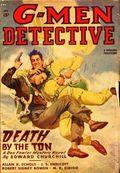 G-Men Detective (1935-1953 Standard Magazines) Pulp Vol. 32 #3