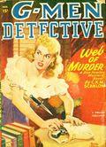 G-Men Detective (1935-1953 Standard Magazines) Pulp Vol. 33 #1