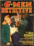G-Men Detective (1935-1953 Standard Magazines) Pulp Vol. 33 #3