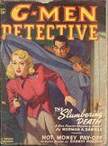 G-Men Detective (1935-1953 Standard Magazines) Pulp Vol. 34 #1