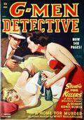 G-Men Detective (1935-1953 Standard Magazines) Pulp Vol. 34 #2