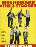 Moe Howard & The 3 Stooges SC (1977 Citadel Press) 1-REP