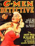 G-Men Detective (1935-1953 Standard Magazines) Pulp Vol. 35 #1