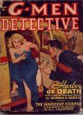 G-Men Detective (1935-1953 Standard Magazines) Pulp Vol. 35 #2