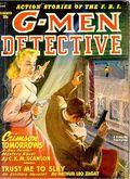 G-Men Detective (1935-1953 Standard Magazines) Pulp Vol. 35 #3