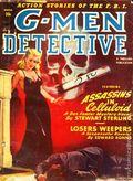 G-Men Detective (1935-1953 Standard Magazines) Pulp Vol. 36 #2