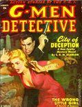G-Men Detective (1935-1953 Standard Magazines) Pulp Vol. 37 #1