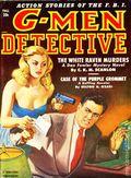 G-Men Detective (1935-1953 Standard Magazines) Pulp Vol. 37 #2