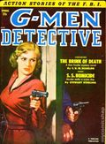 G-Men Detective (1935-1953 Standard Magazines) Pulp Vol. 38 #1