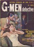 G-Men Detective (1935-1953 Standard Magazines) Pulp Vol. 38 #3