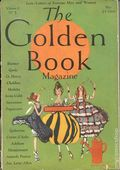 Golden Book Magazine (1925-1935 Review of Reviews) Pulp Vol. 1 #5