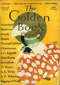 Golden Book Magazine (1925-1935 Review of Reviews) Pulp Vol. 3 #16