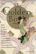 Golden Book Magazine (1925-1935 Review of Reviews) Pulp Vol. 5 #28