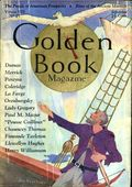 Golden Book Magazine (1925-1935 Review of Reviews) Pulp Vol. 8 #45