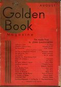 Golden Book Magazine (1925-1935 Review of Reviews) Pulp Vol. 14 #80