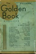 Golden Book Magazine (1925-1935 Review of Reviews) Pulp Vol. 14 #84