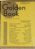 Golden Book Magazine (1925-1935 Review of Reviews) Pulp Vol. 15 #86