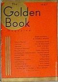 Golden Book Magazine (1925-1935 Review of Reviews) Pulp Vol. 15 #89