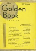 Golden Book Magazine (1925-1935 Review of Reviews) Pulp Vol. 16 #93